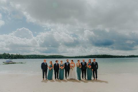 elkhart lake wedding