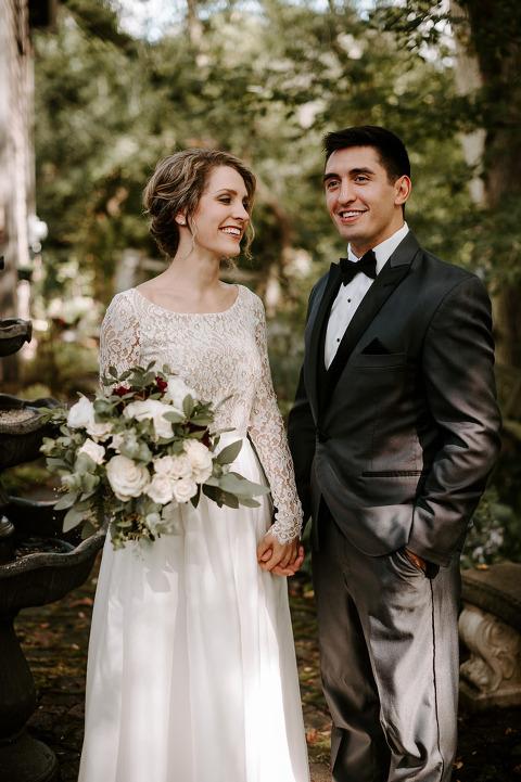 wisconsin barn wedding